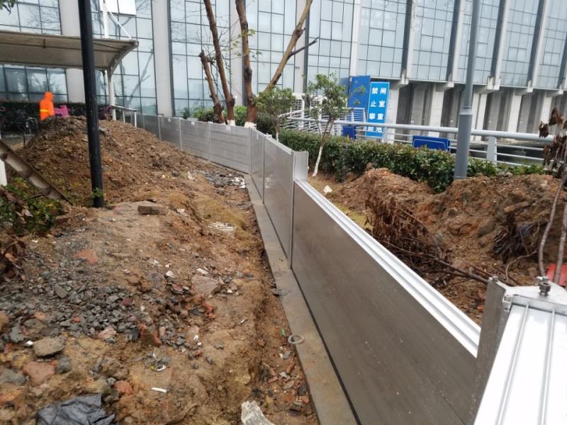 铝合金放水门挡水板